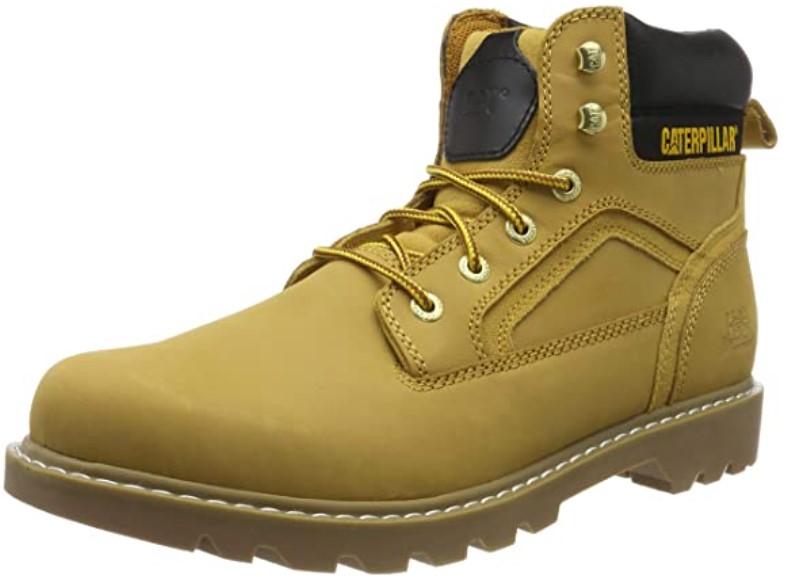 Cat Footwear Stickshift, chaussures de sécurité Homme