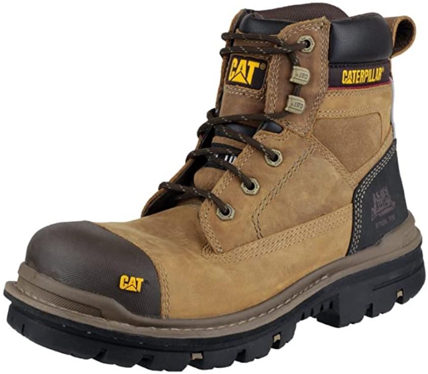 Chaussures de sécurité Caterpillar Footwear Gravel 6 s3