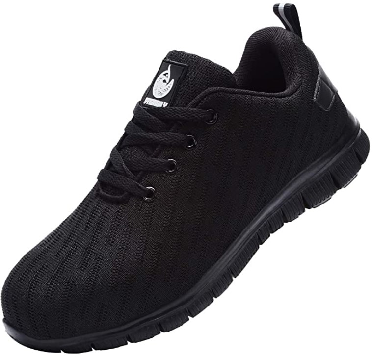 Chaussures de sécurité Homme Femme Embout Acier Respirant
