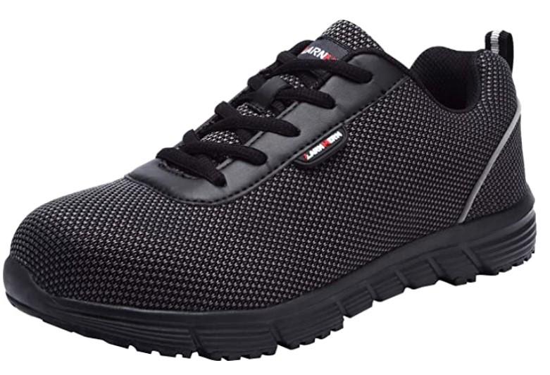 Chaussures de sécurité basse noire homme femme - LM30