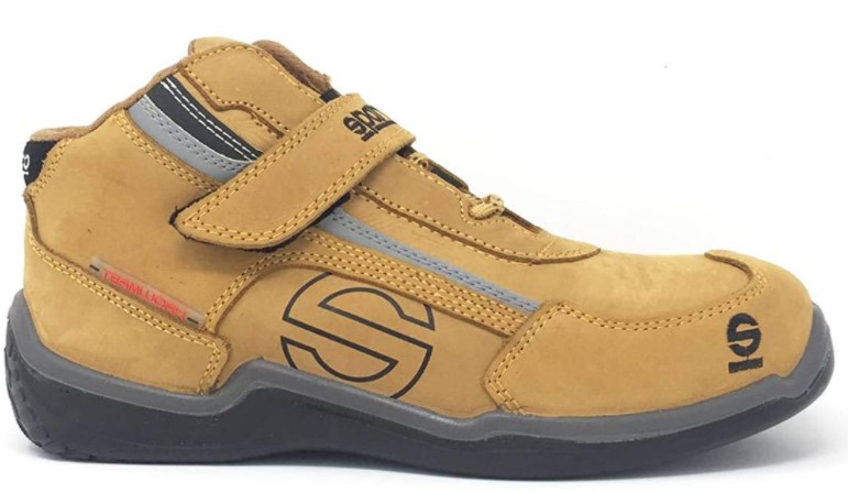 Sparco Racing High S3