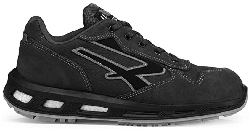 U-Power Redlion Carbon chaussures de Sécurité Noir S3 SRC
