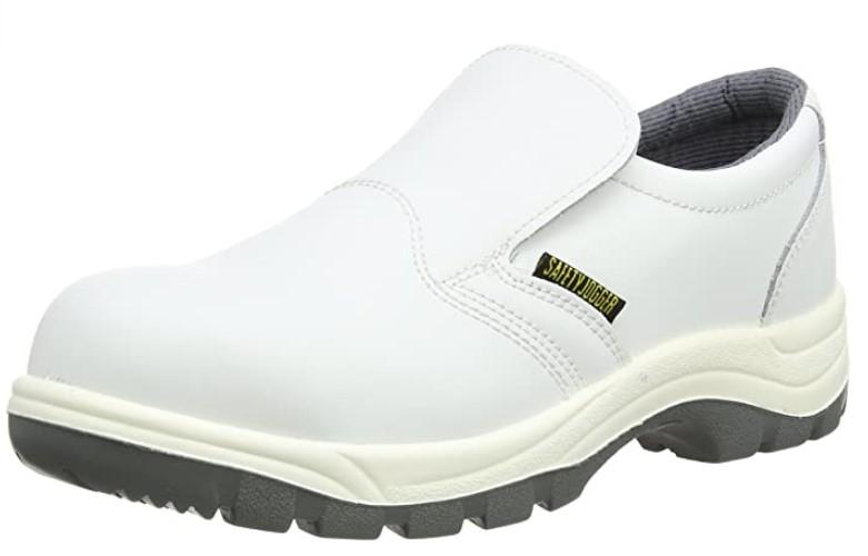 chaussure de cuisine blanche homme femme -Safty Jogger