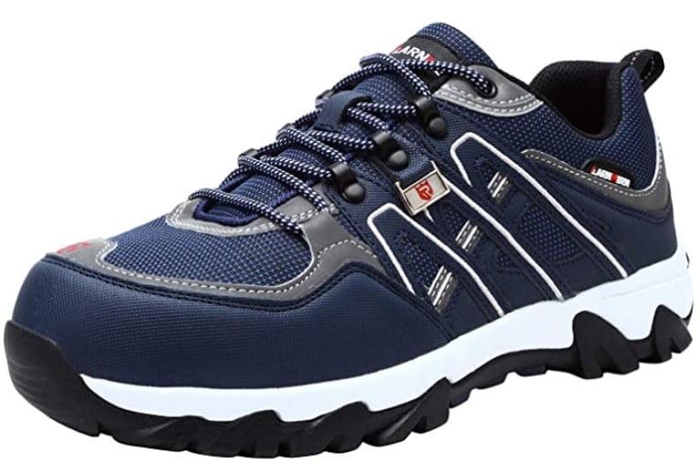 chaussure de sécurité basse bleue - LM-1505