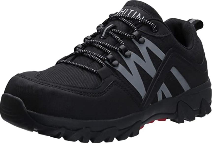 chaussure de sécurité lacets autobloquants