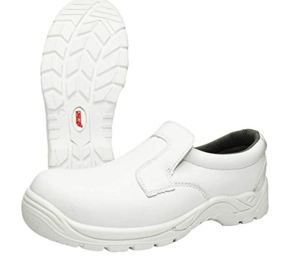 chaussures de cuisine blanche - S2 - Nitras