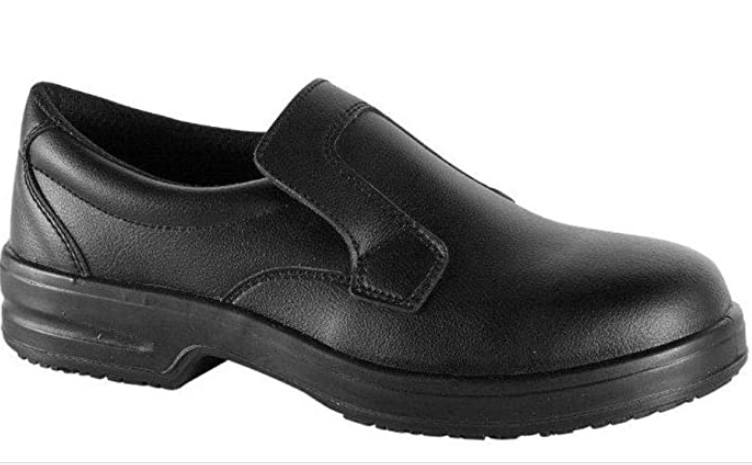 chaussures de cuisine sécurité noires - Vidar
