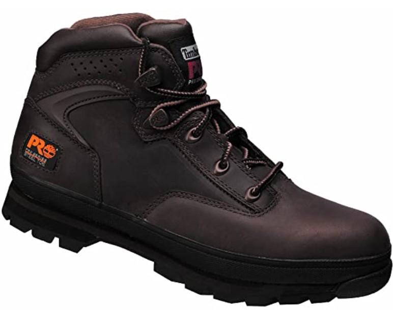 Timberland PRO Euro Hiker Chaussures de sécurité à Lacets Homme