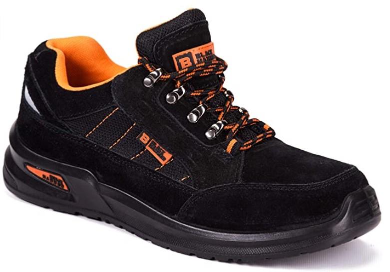 chaussures de sécurité basse - Black Hammer 9952