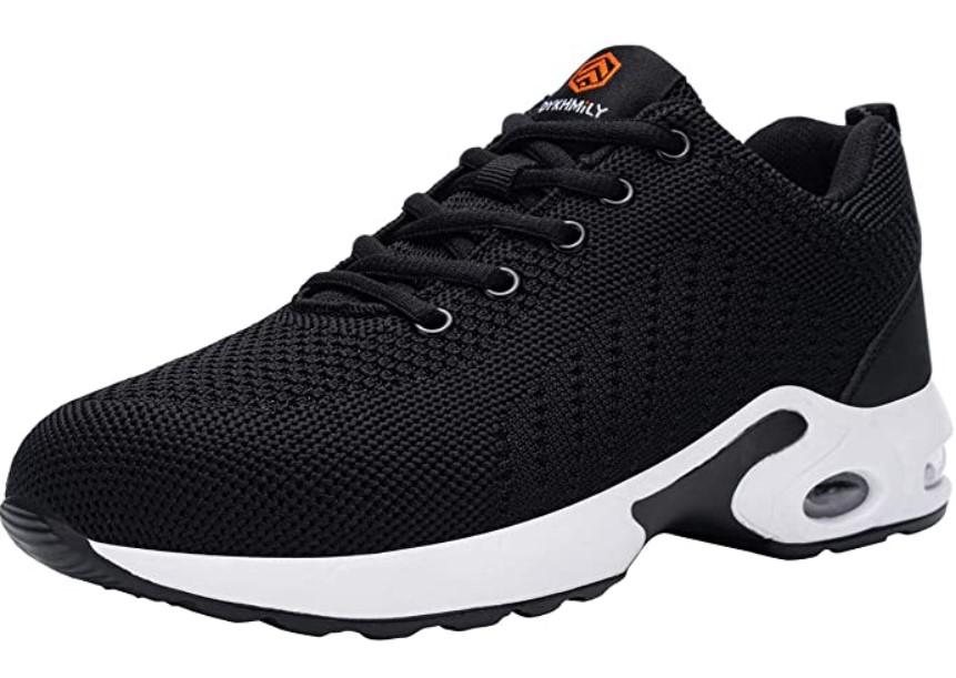 chaussures de sécurité légères pour pieds sensibles - DYKHMILY