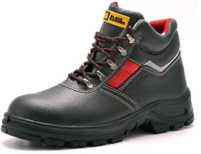 chaussures de sécurité montantes - Black Hammer 5993