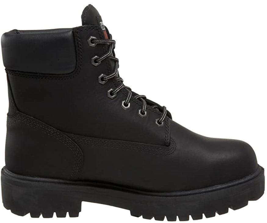 chaussures de sécurité noires Timberland Pro Direct Attach 6