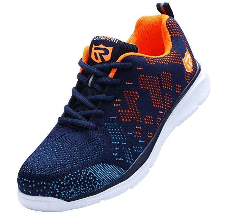 chaussures de sécurité pieds sensibles - Larnmern